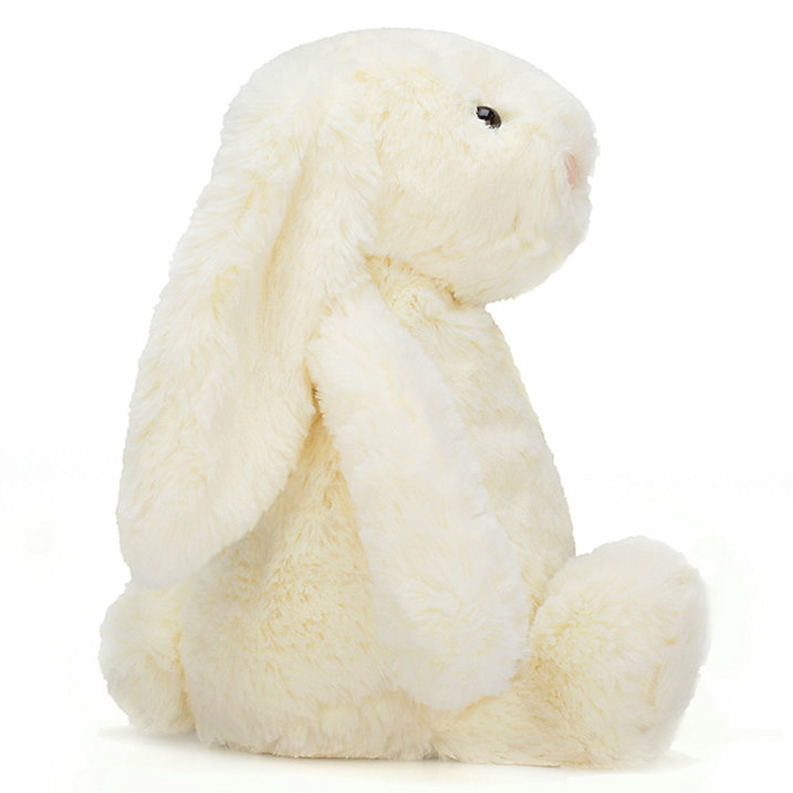 Jellycat, Bashful Small Bunny, Cream