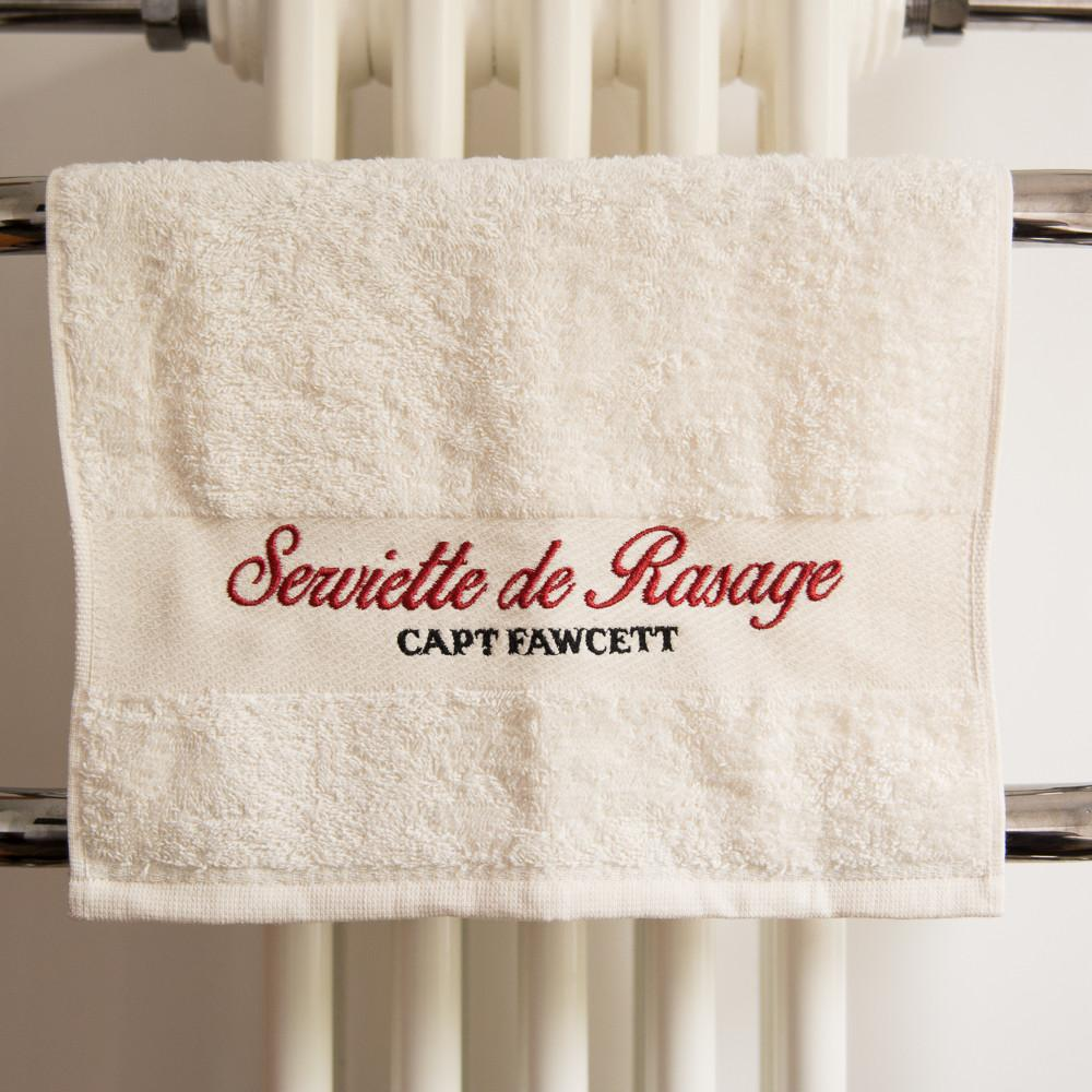 Captain Fawcett, Luxurious Cotton Hand Towel