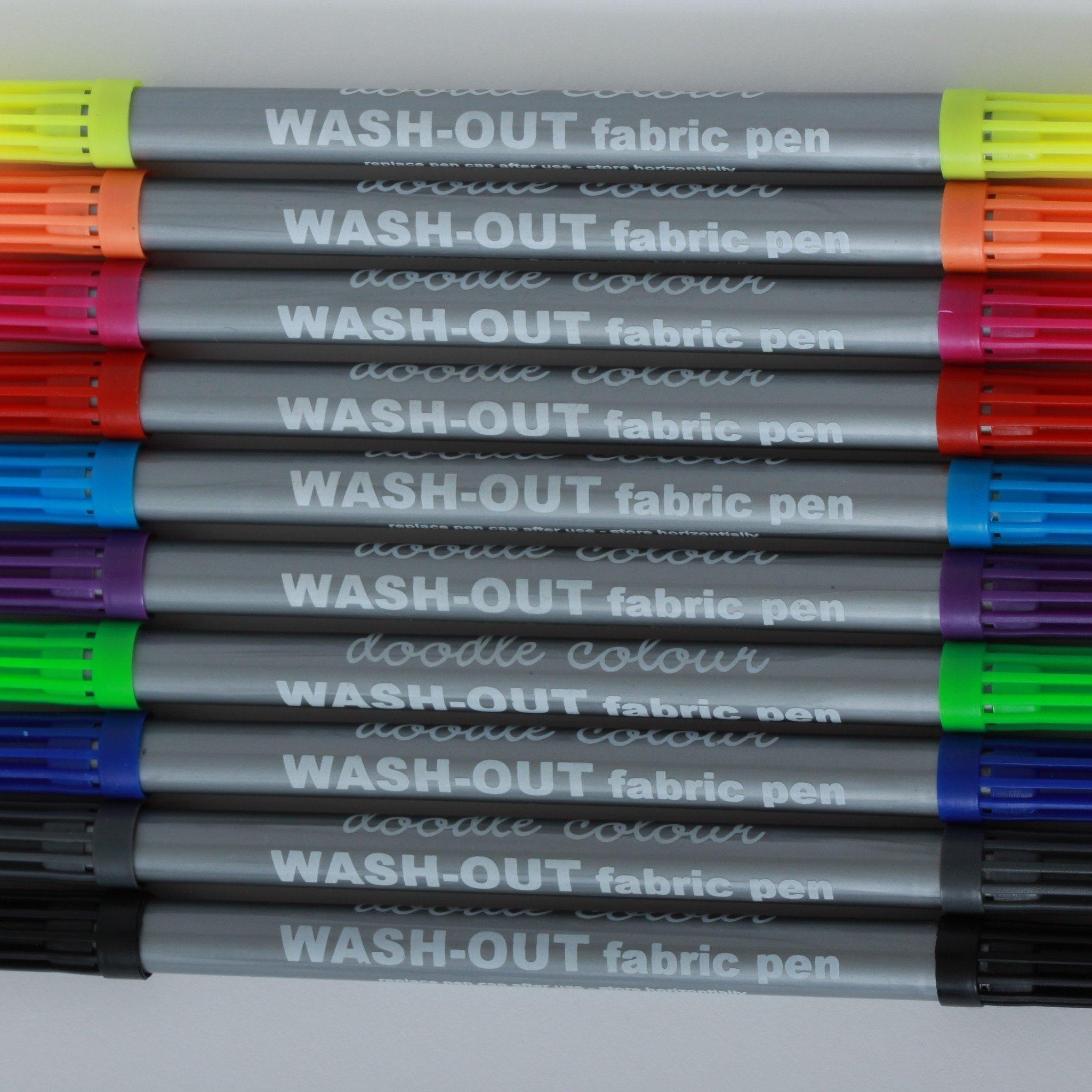 Eat Sleep Doodle, Wash-Out Pen Set