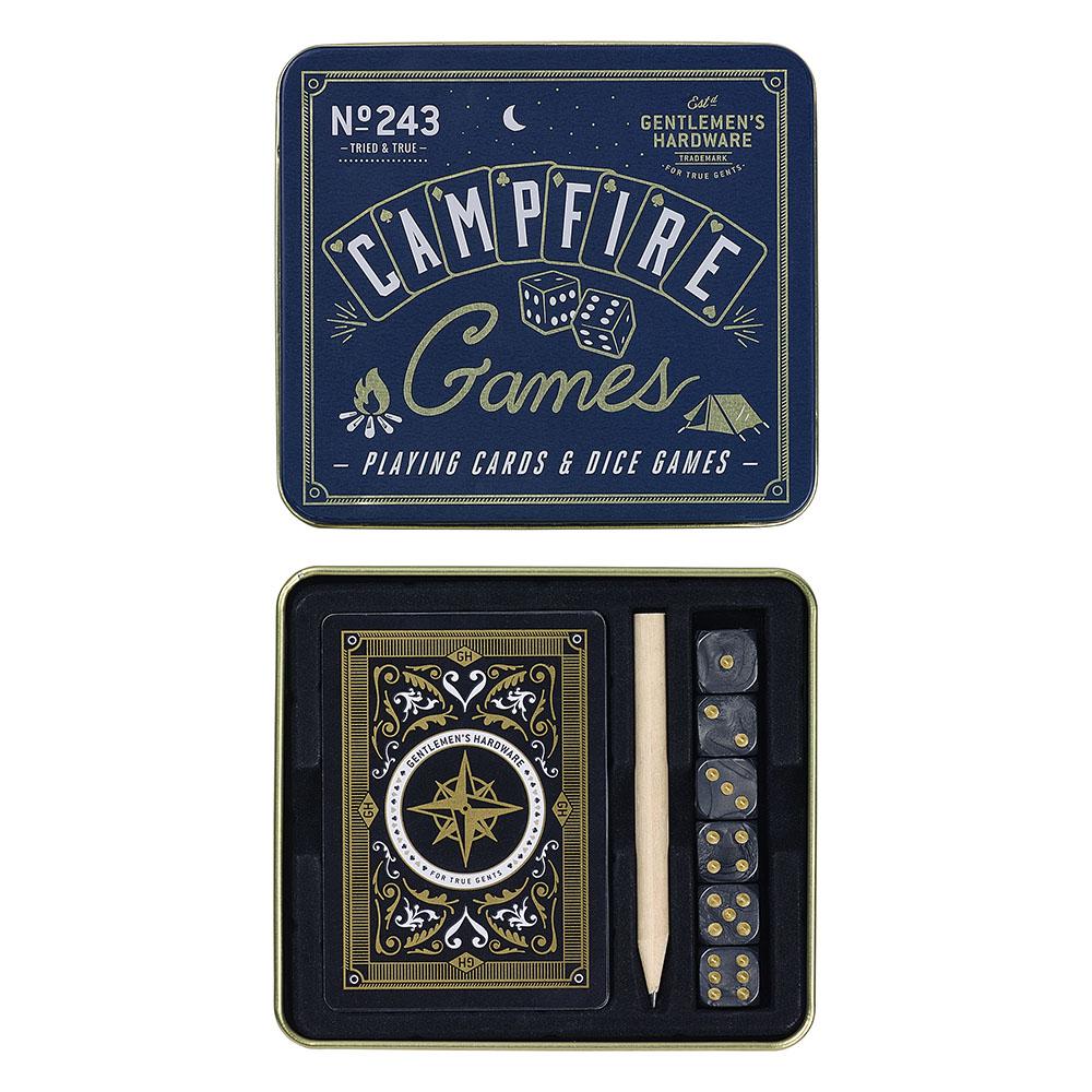 Campfire Games Set