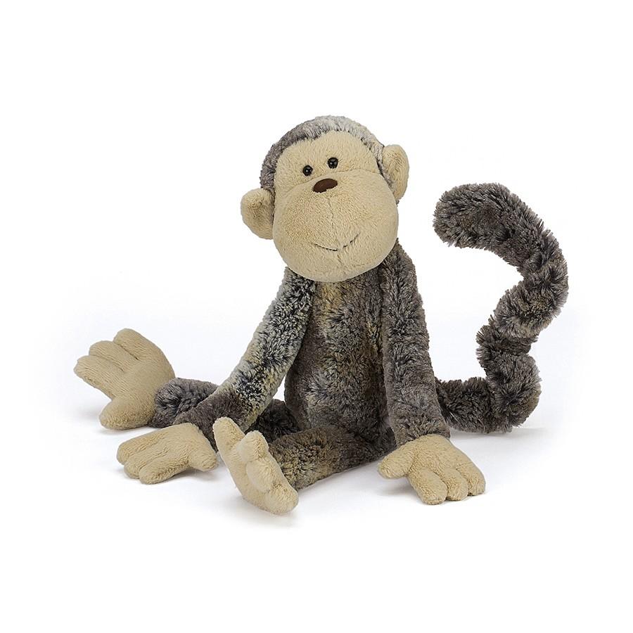 Mattie Monkey, Medium