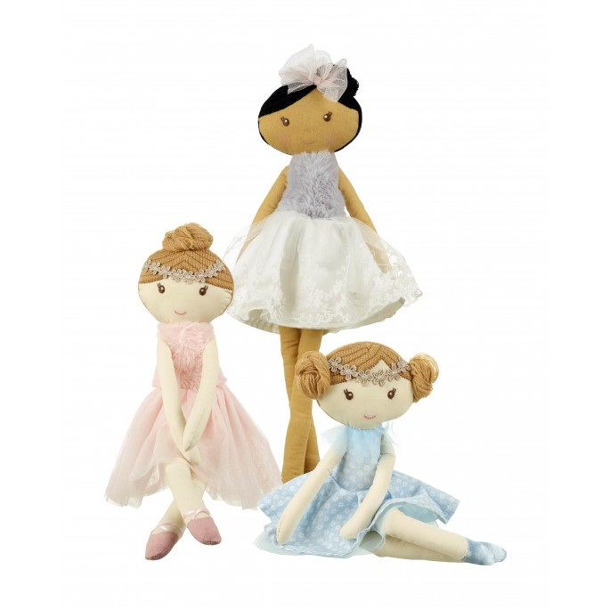 Sophia Pink Ballerina Doll