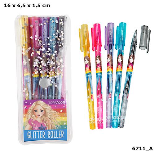 Glitter Gel Pen Set