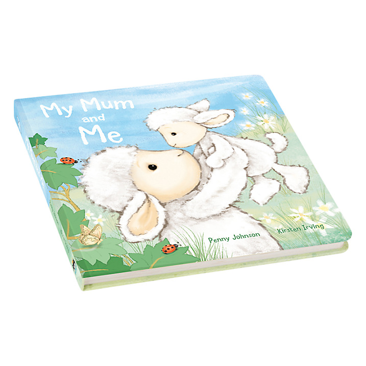 Jellycat, My Mum and Me, Book