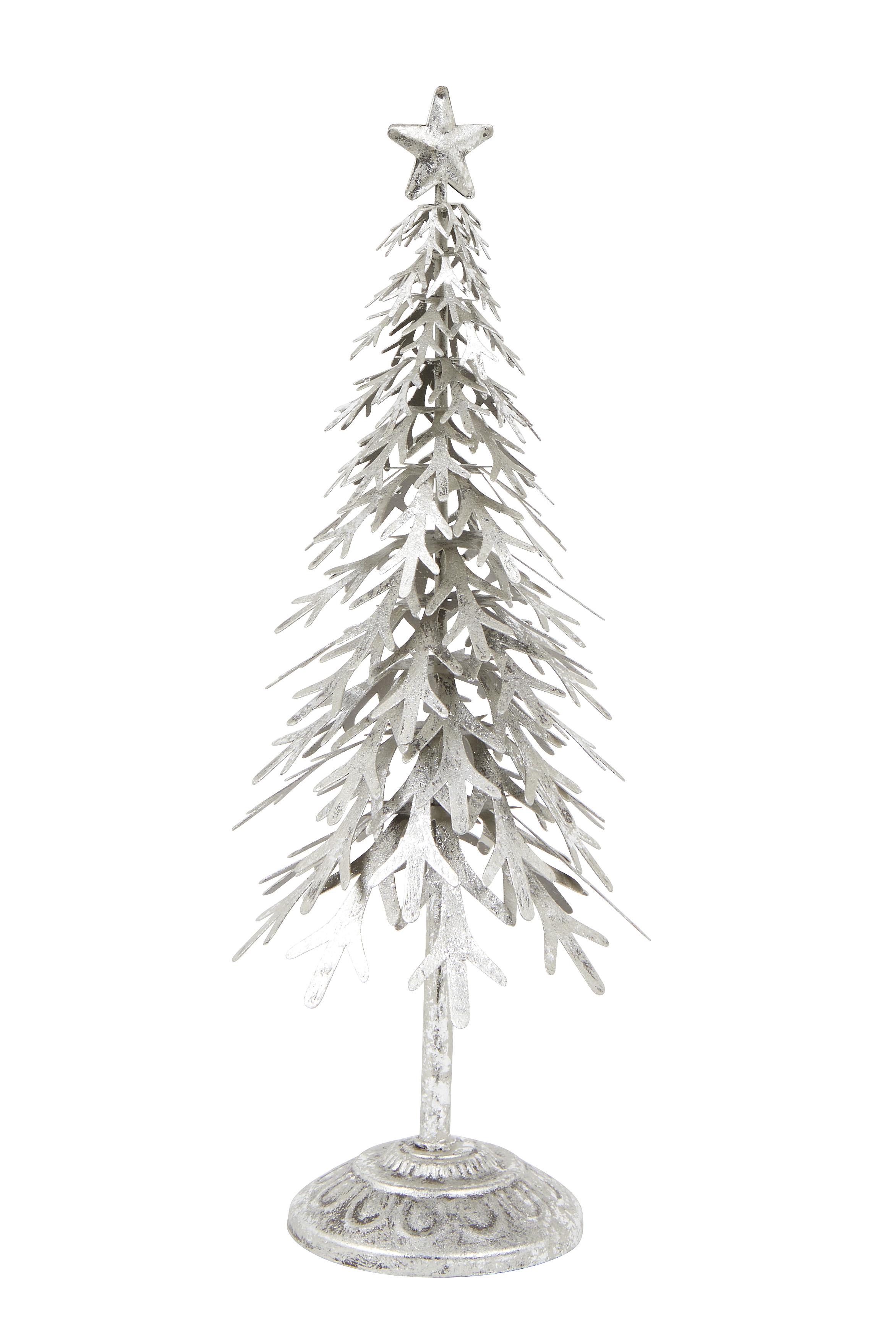 Medium White Nordic Christmas Tree