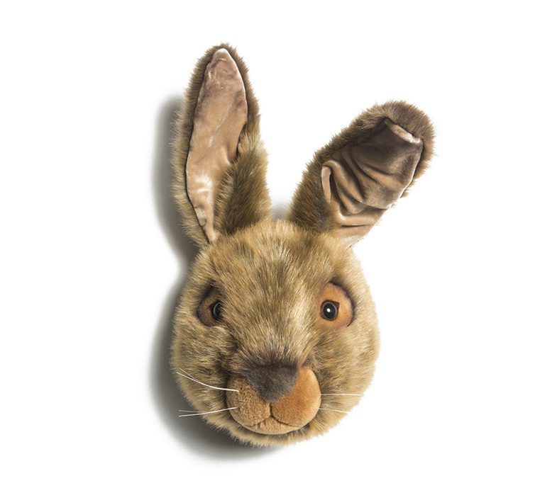 Wild & Soft, Lewis the Hare Wall Toy