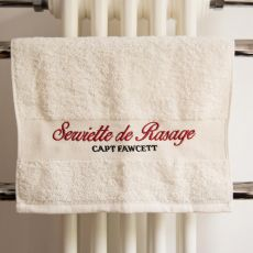 Captain Fawcett Luxurious Cotton Hand Towel