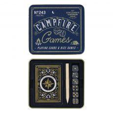 "Gentleman's Hardware ""Campfire"" Games Set"