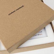 "Coulson Macleod ""Always Sparkle"" Framed Foil Print"