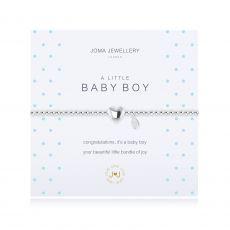 """Joma A Little """"Baby Boy"""" Bracelet"""