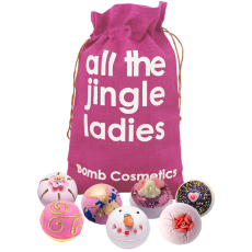 'All The Jingle Ladies' Santa Sack