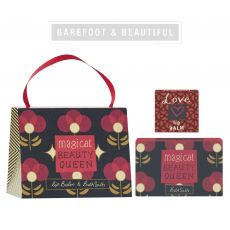 "Bath House ""Beauty Queen"" Handbag Gift Set"