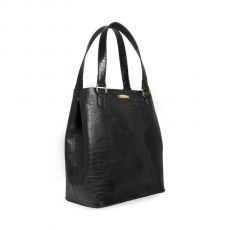 Katie Loxton Celine Croc Day Bag - Black