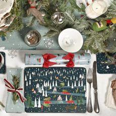 'Home for Christmas' Nibbles Bowl
