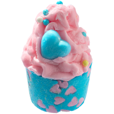 "Bomb Cosmetics ""Candy Heart Mallow"" Bath Melt"