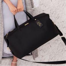 Katie Loxton Weekend Holdall Duffle Bag - Black