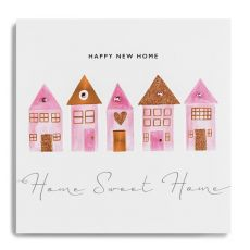 "Janie Wilson ""Home Sweet Home"" New Home Card"