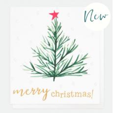 Caroline Gardner Christmas Tree Charity Christmas Cards (Pack of 8)