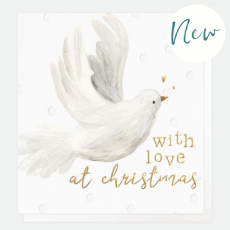 Caroline Gardner With Love Christmas Card