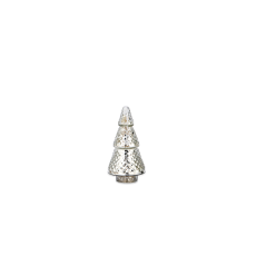 Nkuku Talsi Antique Silver Christmas Tree