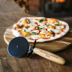 Gentleman's Hardware Pizza Cutter & Serving Board