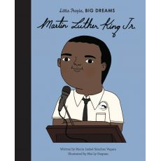 Little People Big Dreams -  Martin Luther King Book