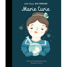 Little People Big Dreams -  Marie Curie Book