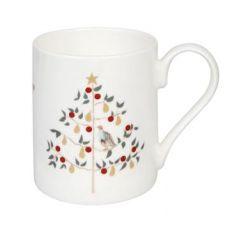 "Sophie Allport ""Partridge In A Pear Tree"" Mug"