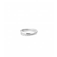 Tutti & Co Silver Ember Ring
