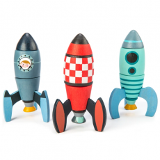 Threadbear Design -  Rocket Construction Set