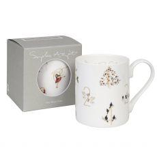 Sophie Allport 12 Days Of Christmas Mug