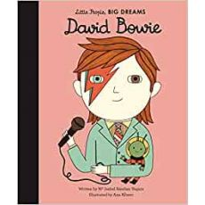 Little People Big Dreams - David Bowie Book