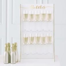 Ginger Ray Prosecco Wall Drink Stand