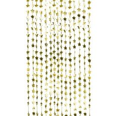 Ginger Ray Gold Foil Star Backdrop