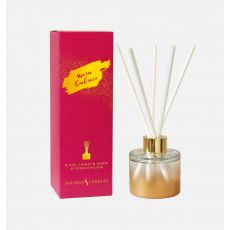 Shearer Warm Embrace Black Cherry & Amber Reed Diffuser