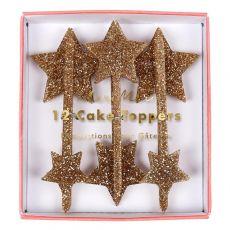 Mer Meri Gold Star Toppers