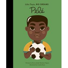Little People Big Dreams Pele Book