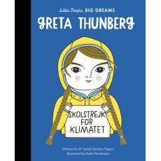 Little People Big Dreams Greta Thunberg Book