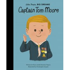 Little People Big Dreams -  Captain Tom Moore Book