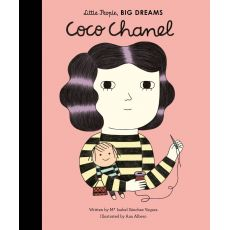 Little People Big Dreams -  Coco Chanel Book