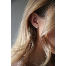 Tutti & Co Admire Silver Earrings