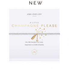 Joma Jewellery A Little Champagne Please Bracelet