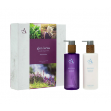 Arran Glen Iorsa Lavender & Spearmint Hand Duo Care Set
