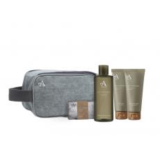 Arran Lochranza Mens Wash Bag Gift Set