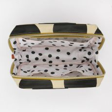 Caroline Gardner Big Spot Travel Washbag Set