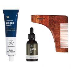 Gentlemen's Hardware Beard Survival Kit