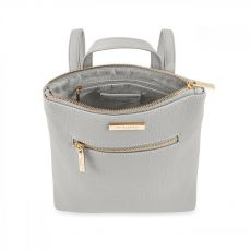Katie Loxton Mini Brooke Backpack Grey