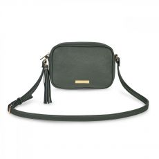 Katie Loxton Sophia Tassel Bag Khaki