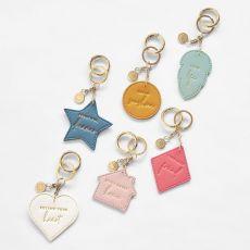 Katie Loxton Fabulous Friend Chain Keyring