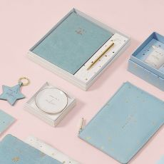 Katie Loxton One In A Million Beautifully Boxed A5 Notebook and Pen Set